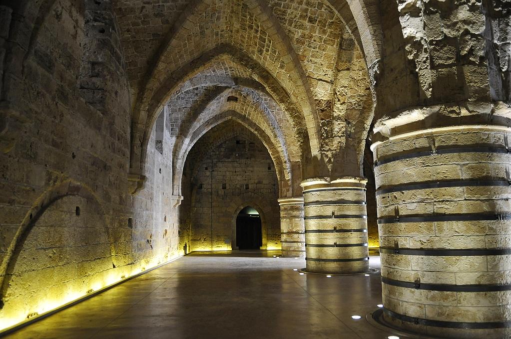 The Refectorium in the Citadel.