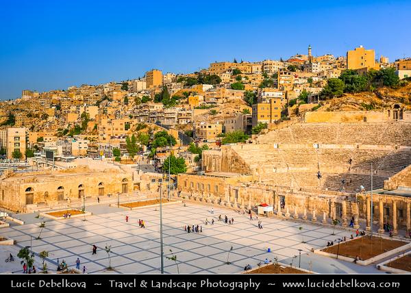 Jordan - Hashemite Arab Kingdom of Jordan - Amman - Capital & la