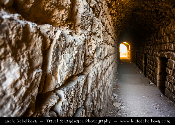 Jordan - Hashemite Arab Kingdom of Jordan - Karak - Kerak - Al-Karak - الكرك - City known for the famous crusader castle Kerak - One of the largest crusader castles in the Levant
