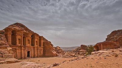 The Monastery ... Petra