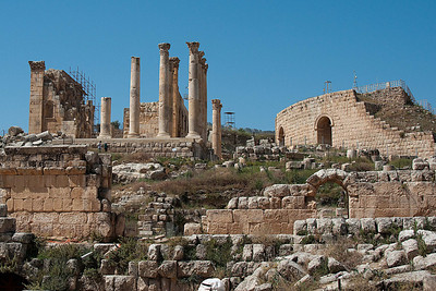 Ruins of Gerasa