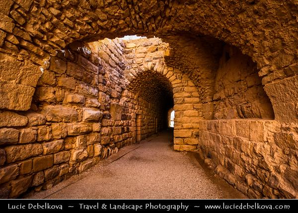 Middle East - Jordan - Hashemite Arab Kingdom of Jordan - Karak - Kerak - Al-Karak - الكرك - City known for the famous crusader castle Kerak - One of the largest crusader castles in the Levant