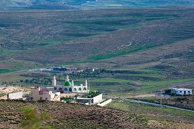 Mosque near Petra