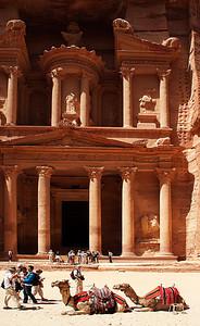 Ruins at Petra