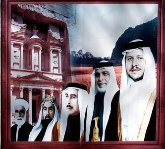 Five generations of Jordan Kings