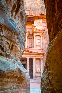 The Treasury ... Petra