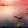 Middle East - GCC - Kuwait - Salmiya corniche - Arabian Gulf Street - Sea front and Marina Waves Leisure complex