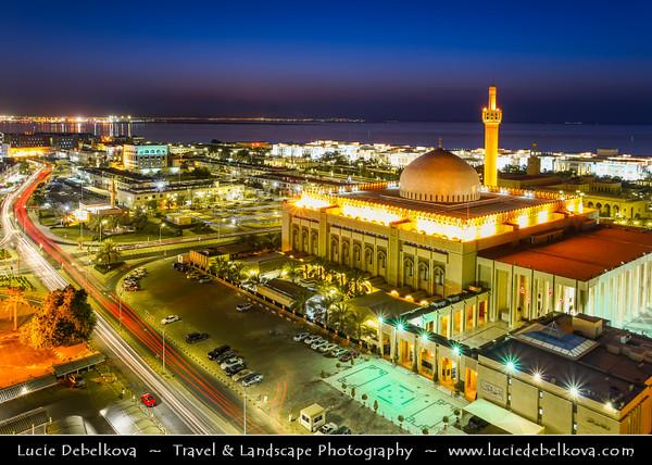 Middle East - GCC - Kuwait - Kuwait City - Grand Mosque - Bigges