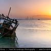 Middle East - GCC - Kuwait - Al Doha Port in Al-Hishan, part of