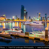 Middle East - GCC - Kuwait - Kuwait City - Al Shuwaikh Port Area - Souq Sharq - Souk Shark - One of shopping malls with great seafront promenade