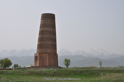 Burana Tower (10th century)