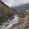 Alemedin valley near Bishkek