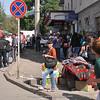street life in Bishkek