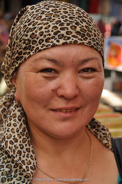 Chui province,  Bishkek, 760m
