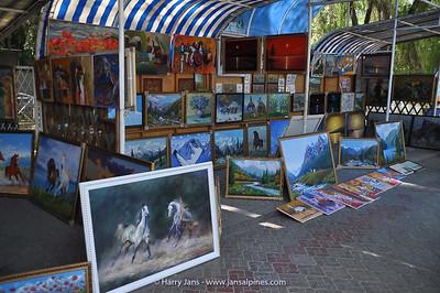 artists in Bishkek