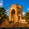 Lebanon - Libnan - Lubnan - Liban - Tyre - Sour - Ancient Phoenician City on shore of Mediterranean Sea - UNESCO World Heritage Site - Phoenician Vestiges - Remains of ancient city at Al Mina excavation site