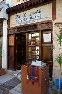 The Neferititi Hotel in Luxor