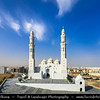 Middle East - Sultanate of Oman - Muscat - مسقط - Masqaṭ - Mohammed Al Ameen Mosque - Latest impressive addition to Muscat's skyline - New major landmark of the city
