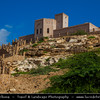 Middle East - Sultanate of Oman - Dhofar Province - Salalah Area - Taqah Castle - Taqa Fort - Built in 19th century for local tribal leader, grandfather of mother of Sultan Qaboos, Taqah Castle - one of Dhofar's few forts