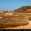 Middle East - Sultanate of Oman - Dhofar Province - Salalah Area - صلالة - Ṣalālah - Al-Baleed - Al Balid Ruins - Large archaeological complex on the coast