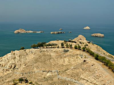 Damiyat Islands