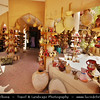 Middle East - Sultanate of Oman - Ad Dakhiliyah Region - Nizwa - نزوى - Historical town - One of oldest cities in Oman - Nizwa Souq - Souk - Traditional Arab Market