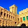 Middle East - GCC - Qatar - Doha - الدوحة‎ - ad-Dawḥa - ad-Dōḥa - Souq Waqif - Souk Wakif - Shopping destination built in traditional architectural Qatari style
