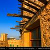 Middle East - GCC - Qatar - Doha - الدوحة - ad-Dawḥa - ad-Dōḥa - Souq Waqif - Souk Wakif - Shopping destination built in traditional architectural Qatari style