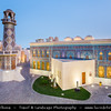 Middle East - Qatar - Doha - الدوحة‎ - ad-Dawḥa - ad-Dōḥa - Katara - Cultural village based on traditional Qatari Al Fereej - Area build in traditional architecture with beautiful mosques and leasure area