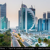 Middle East - Qatar - Doha - الدوحة‎ - ad-Dawḥa - ad-D