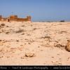 Qatar - Zubara - الزبارة - Al Zubarah - Az Zubarah - Old Fortress