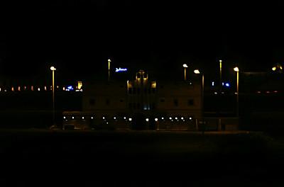 Jizan night view
