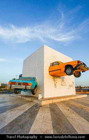Saudi Arabia - Jeddah - Jiddah - Jidda - Jedda - جدّة - City on the coast of the Red Sea - Jeddah Morden Street Art