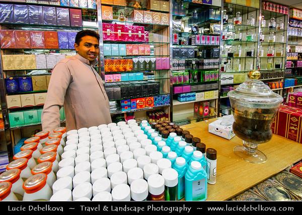 Saudi Arabia - Riyadh - الرياض - ar-Riyāḍ - The Gardens - Capital and largest city of Saudi Arabia - Traditional Souq - Market