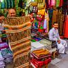 Saudi Arabia - Jeddah - Jiddah - Jidda - Jedda - جدّة - City on the coast of the Red Sea - al-Balad - Balad - Traditional Old Jeddah  - Life in the streets of old souq