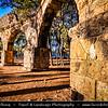 Middle East - Turkey - Türkiye - Antalya Province - Olympos National Park - Phaselis - Ancient Greek & Roman city on coast of Lycia - Archaeological ruins located north of the modern town Tekirova