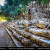 Middle East - Turkey - Türkiye - Antalya Province - Olympos National Park - Phaselis - Ancient Greek & Roman city on coast of Lycia - Archaeological ruins located north of the modern town Tekirova