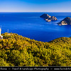 Middle East - Turkey - Türkiye - Antalya Province - Adrasan - Teke Peninsula - Cape Gelidonya - Gelidonya Burnu - Taşlık Burnu, formerly Kilidonia - Cape or headland in Taurus Mountains - Gelidonya Lighthouse on shores of Mediterranean Sea