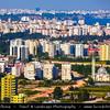 Middle East - Turkey - Türkiye - Mediterranean coast of southwestern Turkey - Antalya - International sea resort located on the Turkish Riviera - Sprawling modern city