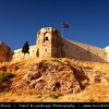 Turkey - Türkiye - Gaziantep - Antep - One of the oldest continually inhabited cities in the world - Gaziantep Castle - One of the most beautiful examples of castles which are still safe and sound in Turkey