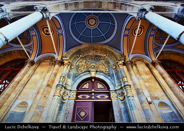 Turkey - Türkiye - Central Anatolia - Konya - Ancient Capital of Seljuk Civilization - Historical city center with traditional shop in old souq - souk - market - bazar