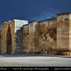 Turkey - Türkiye - Aksaray Province - Sultanhani Kervansaray - One of the three monumental caravanserais in the neighbourhood of Aksaray & one of the best examples of Anatolian Seljuk architecture - Caravanserai - Fortified structure along Silk Road