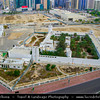 Middle East - GCC - United Arab Emirates - UAE - Emirate of Abu Dhabi - Abu Dhabi - Qasr Al Hosn - White Fort - Oldest stone building in the city of Abu Dhabi