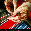 Middle East - GCC - United Arab Emirates - UAE - Emirate of Abu Dhabi - Abu Dhabi - Al Sadu - Traditional form of weaving practised by Bedouin women in rural communities of the United Arab Emirate