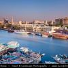 Middle East - GCC - United Arab Emirates - UAE - Dubai - Dubai Creek - Saltwater creek & oldest settlement in modern Dubai with grand wind-tower residences, heritage attractions, alfresco eateries on Shindagha waterfront