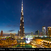 Middle East - GCC - United Arab Emirates - UAE - Dubai - Burj Kh