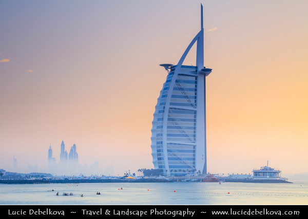 Middle East - GCC - United Arab Emirates - UAE - Dubai - Burj Al