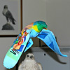 Flying Falcon Sculpture