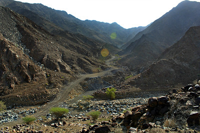 Wadi Hayl, Fujairah, UAE