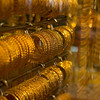Dubai Gold Souk in Macro.